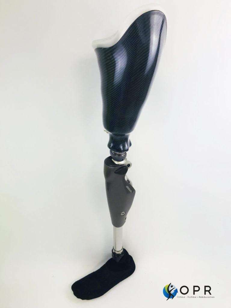 prothèse fémorale de cuisse près des côtes d'armor chez orthèse prothèse rééducation