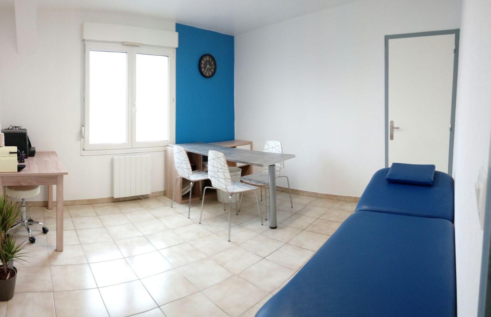 Salle de consultation orthoprothèsiste en Normandie pour amputés à la jambe ou au bras
