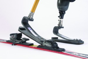 Pied Slalom Ski Freedom Innovation