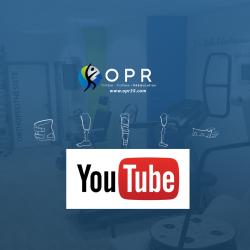 OPR, orthoprothesiste à Rennes sur Youtube. Orthèse - Prothèse - Rééducation en Bretagne