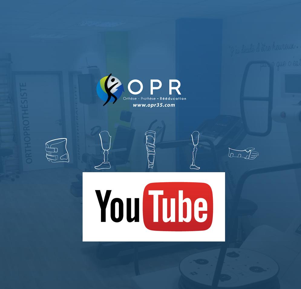 [Vidéo] Suivez OPR sur Youtube !