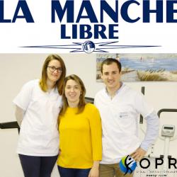 opr avranches, publication Manche libre cabinet d'ortopédie