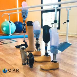 Des prothèses et dispositifs pour s'adapter au mieux aux besoins des patients