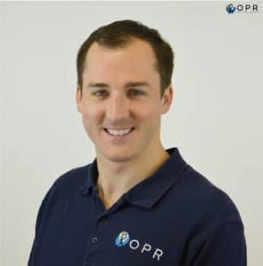 Erwan Calvier, orthoprothésiste en bretagne et en normandie pour OPR