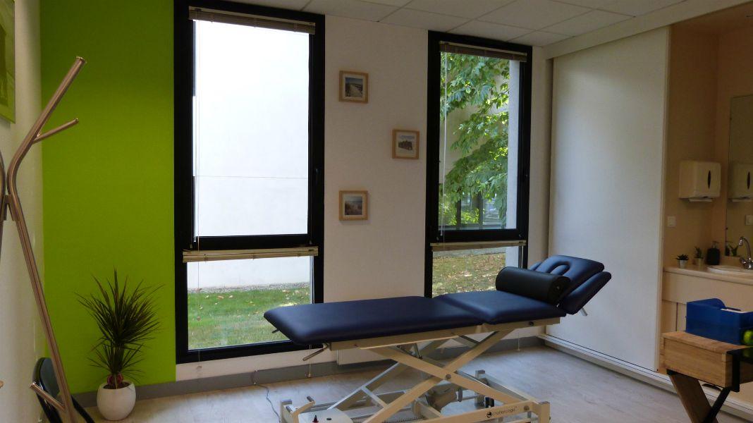 1er salle de Kinésithérapie