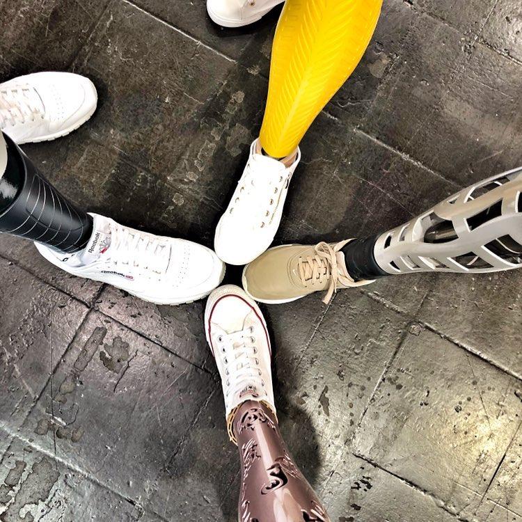 unyq personnalisation de prothéses de jambe disponibles chez ortese prothese reeducation à rennes et dans la manche