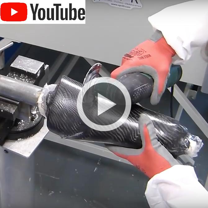 fabrication de prothese orthopédiques en carbone par opr orthese prothese reeducation 35 22
