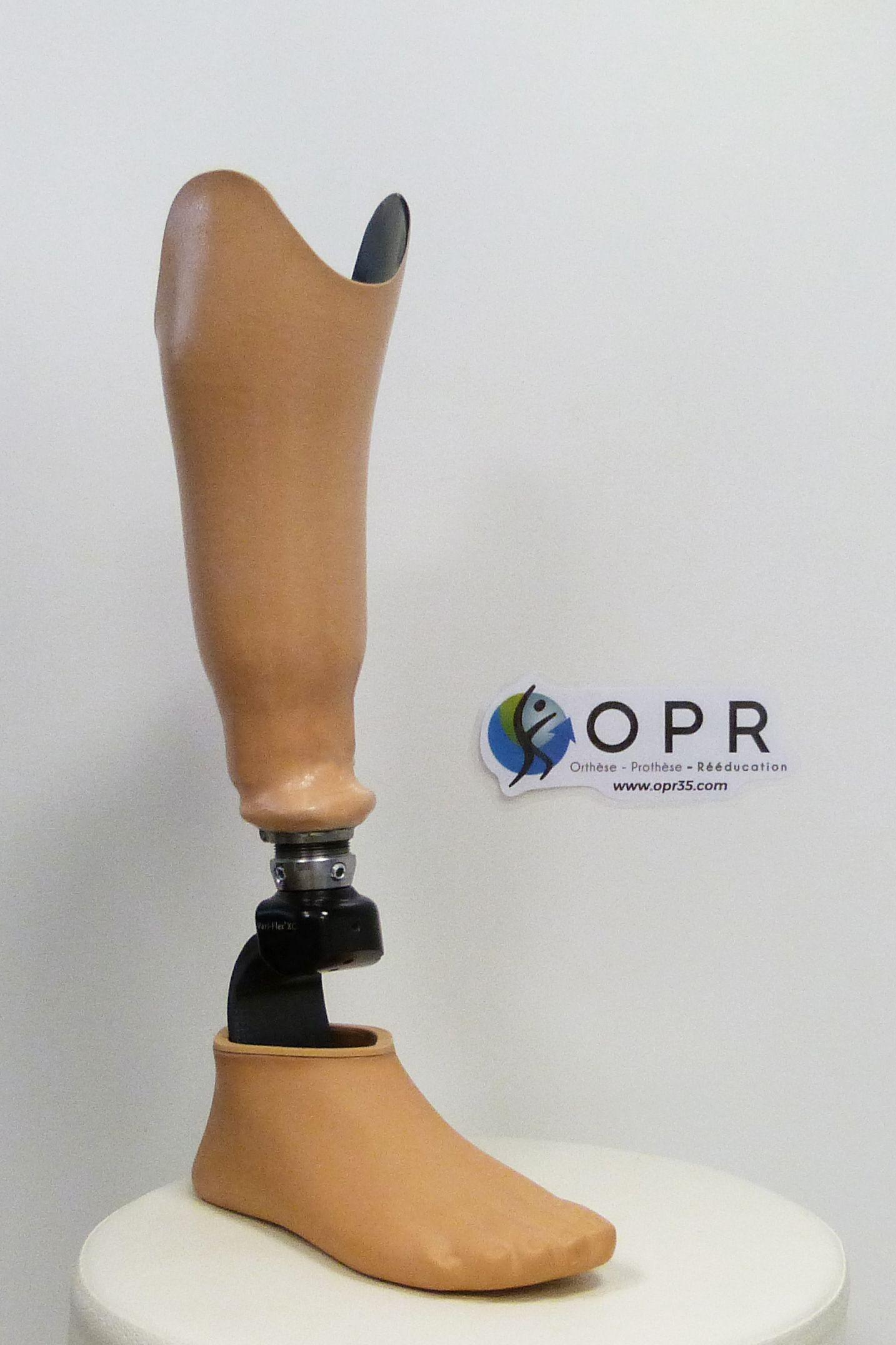Prothèse en carbone OPR