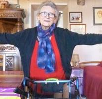[Témoignage] : Michelle: Vivre avec une prothèse fémorale, portrait d'une optimiste