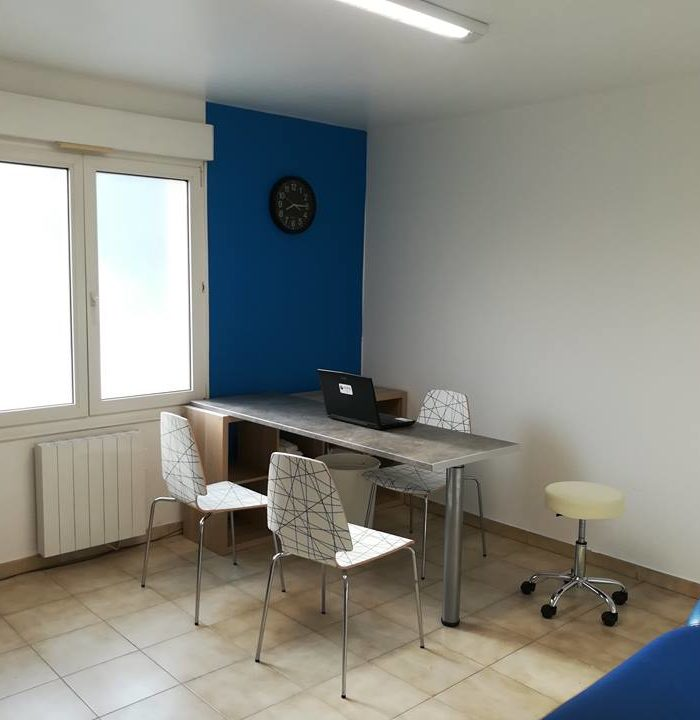 Salle de consultation OPR Avranches
