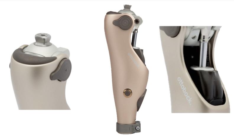 genou kenavo ottobock disponible chez OPR orthèse prothèse rééducation orthoprothésiste en bretagne et en normandie