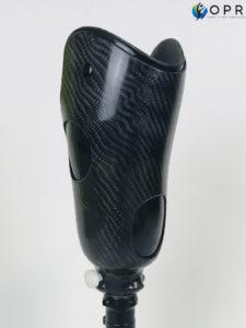 19 km/h sur un tapis de course avec une prothèse tibiale !