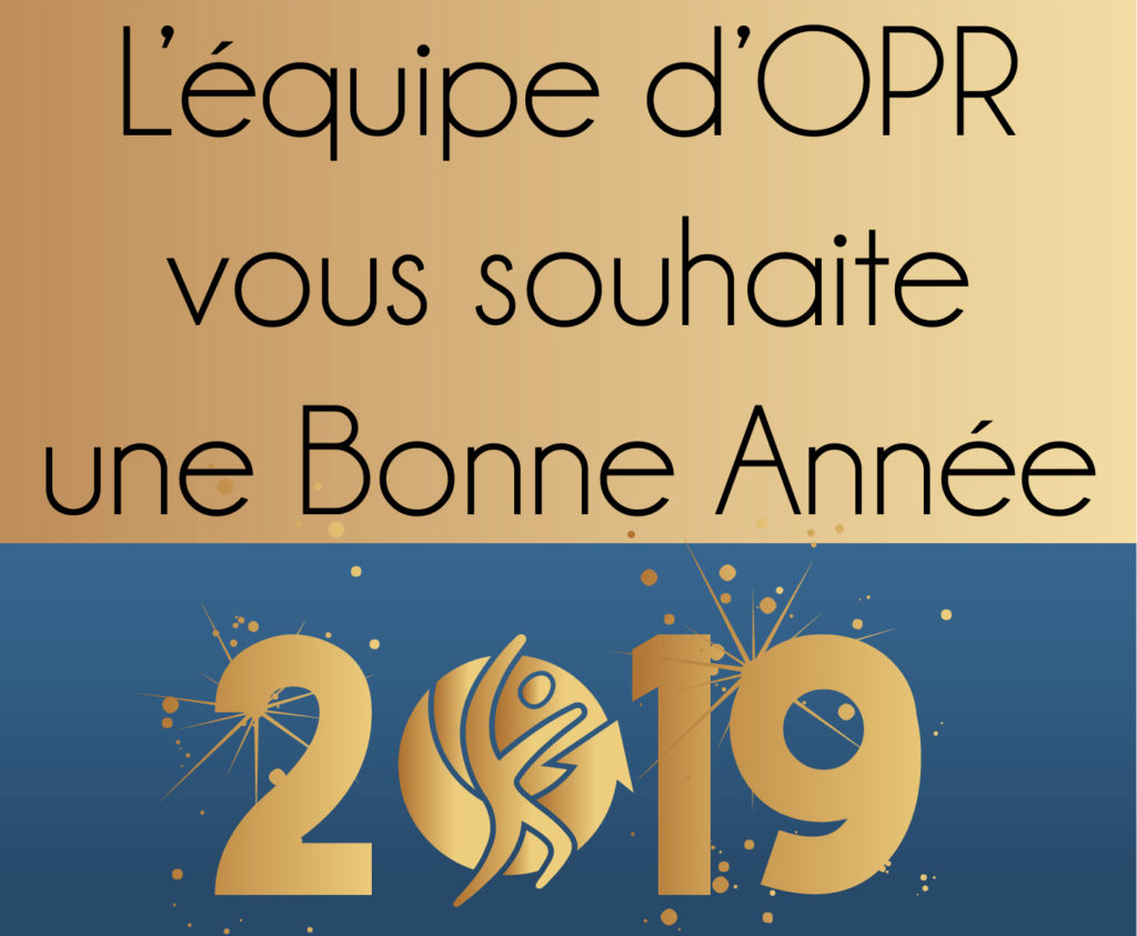 bonne année 2019 en bretagne et en normandie par nos prothésistes situés dans les cabinets OPR près du calvados et des côtes d'armor