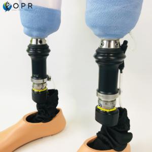 Système harmony pour prothèse de jambe pour eviter les deformation de moignon dans la journée à Rennes et Granvilles