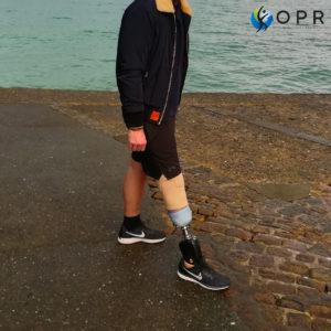 pied empower ottobock pour personnes amputés des jambes prothésistes près de coutence et de l'ile et vilaine dans le 35