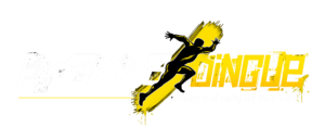 logo frappadingue au format png detouré et vectorisé