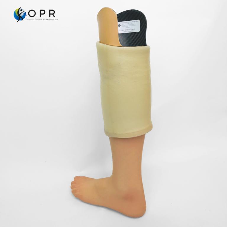 dream skin natural de l'entreprise oko solution pour des prothèses de jambe invisible en bretagne et en normandie près de avranches